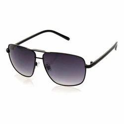 Male Aviator Square Sunglasses
