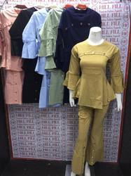 Cotton 3/4th Sleeves Imported Western Wear