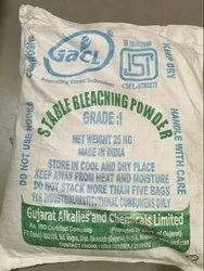 GACL Bleaching Powder, 25 Kg HDPE Bag
