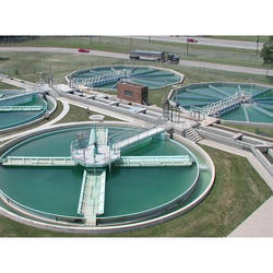 Industrial Effluent Wastewater Treatment Plant