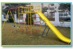 SNS 120 Playground Slide