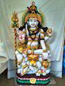Lord Shiva 4 Feet Quality Wooden Statue