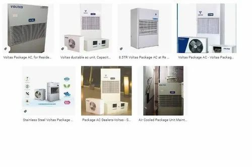 Voltas Package Ac At Rs 16000 Ton Voltas Packaged Air Conditioner Voltas Packaged Ac Abm Cooling Solutions India Private Limited Ernakulam Id 22465585855