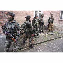 CRPF Central Reserve Police Forces Uniform