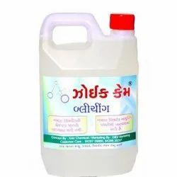Xoic Chemical Liquid Bleach, Packaging Type: Plastic Can