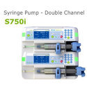 Dual Channel Syringe Pump
