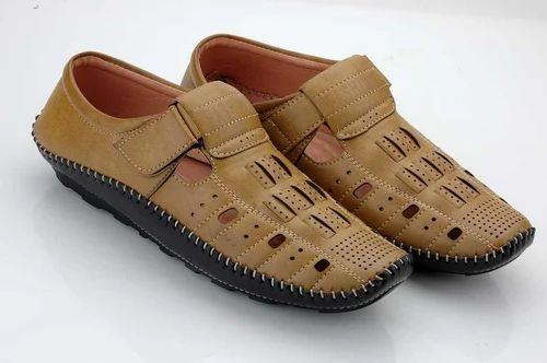 d5c66de40b356 Roman Sandals For men at Rs 450 /pair | Men Leather Sandal | ID ...