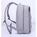 Grey Business Backpack