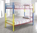 Multi Color Bunk Bed
