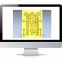 Guruvayoorappan Artcam Design