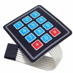 Midco Bullet Keypad Sticker