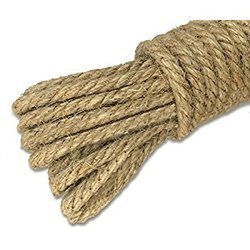 Jute Rope, Size/Diameter: 5-10 Mm
