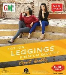 GM Churidar Ladies Cotton Legging