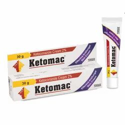 Antifungal Cream, Packaging Type: Plastic Tubes, Ketomac