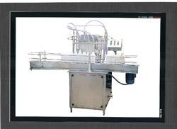 Oil Bottle Filling Machine