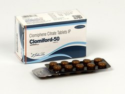 Clomiphene Citrate 50 Mg Tablets