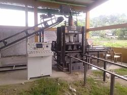 Automatic Fly Ash Bricks Machine (Model :BEW - FA80)