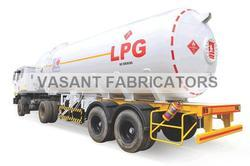Liquified Petroleum Gas Tanker