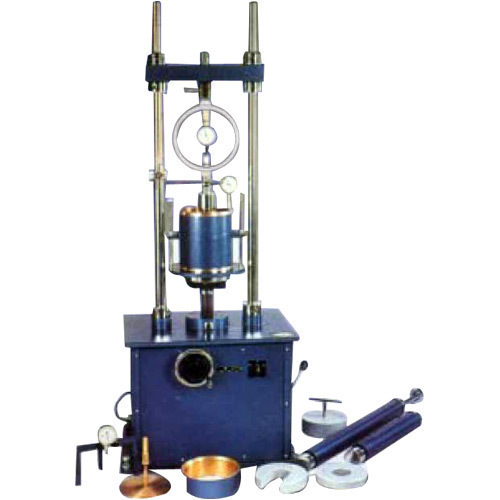 Concrete Instruments Marshal Stability Testing Machine