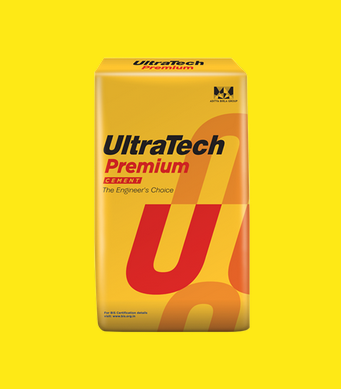 Ultratech Premium Cement, Packaging Type: HDPE Bags