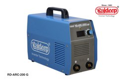 Rajdeep RD ARC 200G Single Phase Inverter Welding Machine