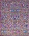 Wool Saree Silk Oxidized Rugs