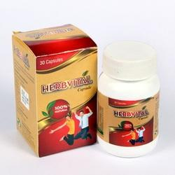 Herbal Iron Multivitamin Energy Capsules