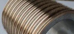 Polished Perforation Roller