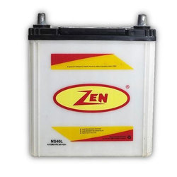 Zen NS40 Automotive Batteries, 12 V