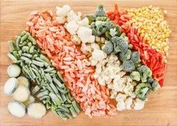 Iceage Cold Storage A Grade Processed Frozen Vegetables, Packaging Size: 5 Kg