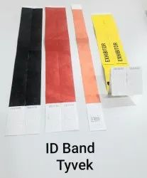 Patient ID Band Tyvek