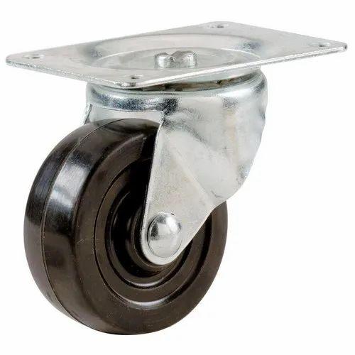 Rotatable ESD Wheel