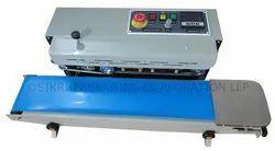 Sikri Diaper Pouch Sealing Machine, Horizontal, Model: HBS 900