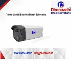 Camera with Temperature Detection