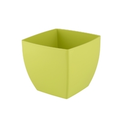 Plain Plastic Flower Pot