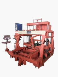 Concrete Block Making Machine Auto Feeder