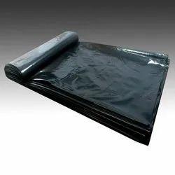 Black HDPE Tarpaulin Roll