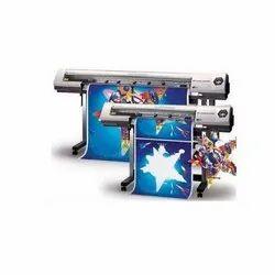 Digital Paper Solvent Flex Printing Service, Location: Local