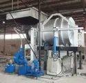 Tilting Rotary Furnace for Aluminium Scrap Processing