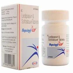 LEDIPASVIR & SOFOSBUVIR TABLETS (HEPCINAT-LP)
