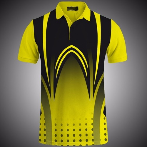 ff5659610bc Printed Sports Jersey