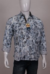 Cotton Slim & Regular Printed Shirts