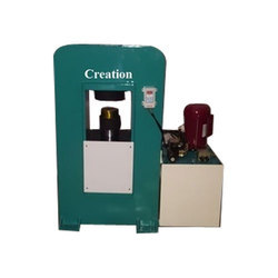 Cast Iron H Frame Hydraulic Press, Automatic Grade: Manual