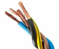 Conductor Type: Armoured Cables, Crossectional Size: 1.5 Sqmm