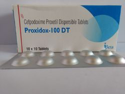 Cefpodoxime Proxetil 100 Mg Dispersible
