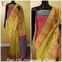 Banglori Handloom Raw Silk Saree