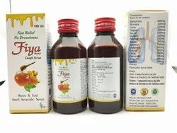 Fiya Herbal Cough Syrup