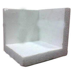 White Thermocol Corner