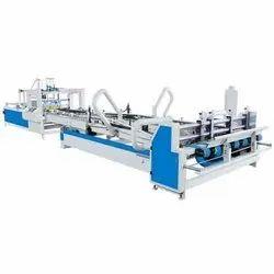 Automatic Corrugated Box Stitching Machine