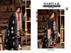 Mariya B Lawn 2nd Edition Pakistani Lawn Dress Materials